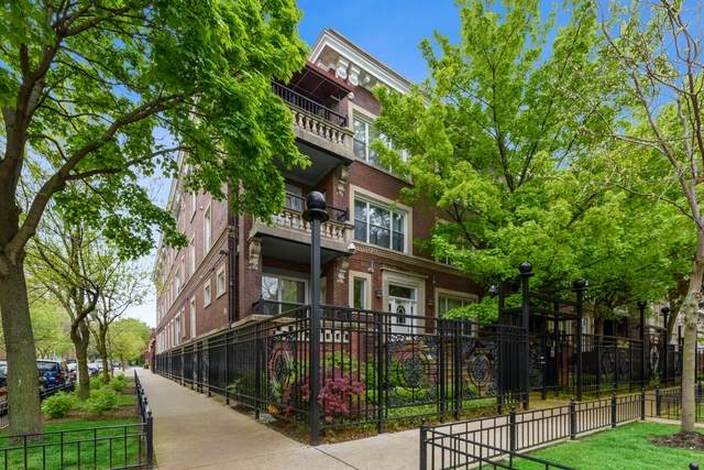 1019 W Winona Street G, Chicago, IL 60640 (MLS #10723071) :: Littlefield Group