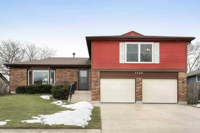 1115 Washington Street, Bartlett, IL 60103 (MLS #10723080) :: Knott's Real Estate Team