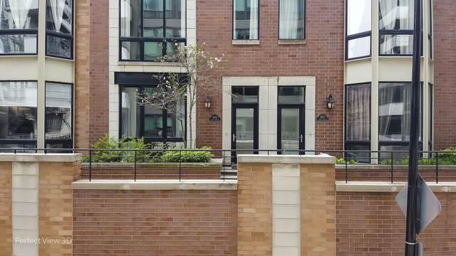641 W Wayman Street A, Chicago, IL 60661 (MLS #10723086) :: John Lyons Real Estate
