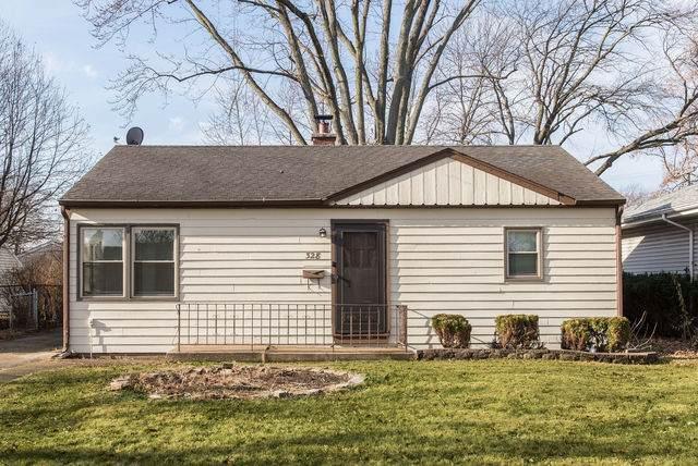 328 S Yale Avenue, Addison, IL 60101 (MLS #10723099) :: Touchstone Group