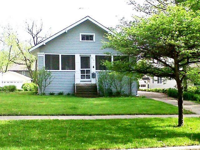 419 Hill Avenue, Glen Ellyn, IL 60137 (MLS #10723101) :: The Wexler Group at Keller Williams Preferred Realty