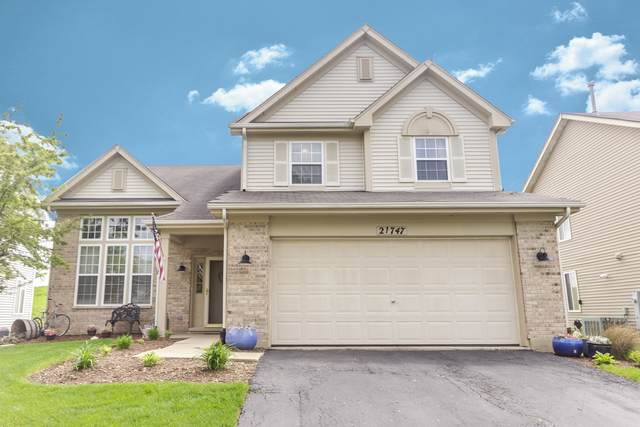 21747 W Knollwood Drive, Plainfield, IL 60544 (MLS #10723139) :: Littlefield Group