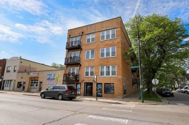 3525 W Belmont Avenue 3W, Chicago, IL 60618 (MLS #10723148) :: Littlefield Group