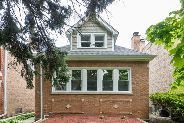 5119 N Mango Avenue, Chicago, IL 60630 (MLS #10723168) :: Littlefield Group