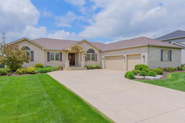 25105 W Prairie Grove Drive, Plainfield, IL 60585 (MLS #10723198) :: Property Consultants Realty