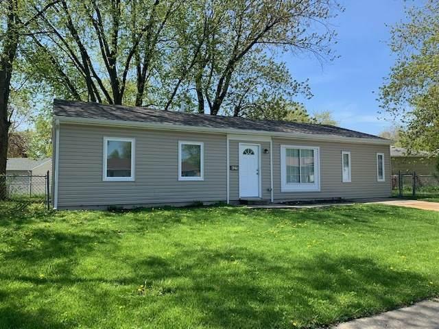 4219 Birchwood Road, Richton Park, IL 60471 (MLS #10723200) :: The Mattz Mega Group