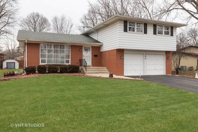 206 56th Street, Downers Grove, IL 60516 (MLS #10723286) :: John Lyons Real Estate