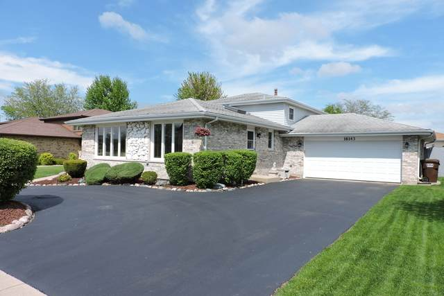 16143 Apple Lane, Tinley Park, IL 60487 (MLS #10723305) :: Property Consultants Realty