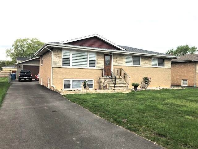 7324 Thomas Avenue, Bridgeview, IL 60455 (MLS #10723330) :: The Wexler Group at Keller Williams Preferred Realty