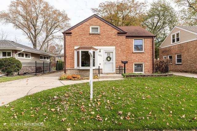 9131 Mansfield Avenue, Morton Grove, IL 60053 (MLS #10723495) :: Property Consultants Realty