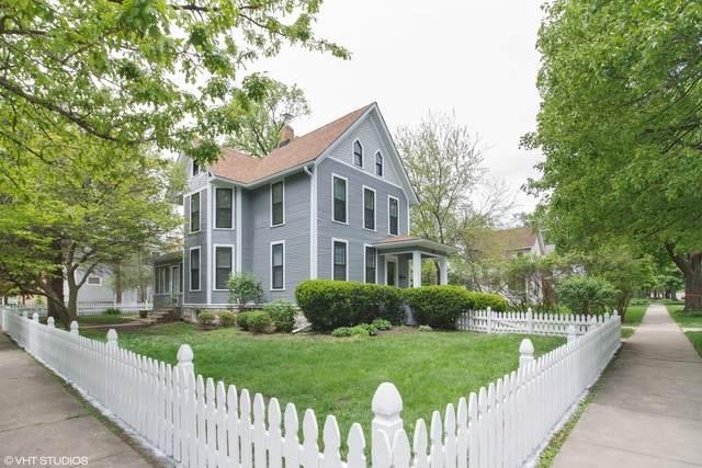 205 N Sleight Street, Naperville, IL 60540 (MLS #10723541) :: Ani Real Estate