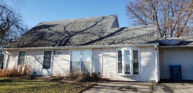 1405 Washington Avenue, Dixon, IL 61021 (MLS #10723567) :: Property Consultants Realty