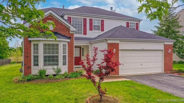 571 Suncrest Drive, Aurora, IL 60506 (MLS #10723590) :: Property Consultants Realty