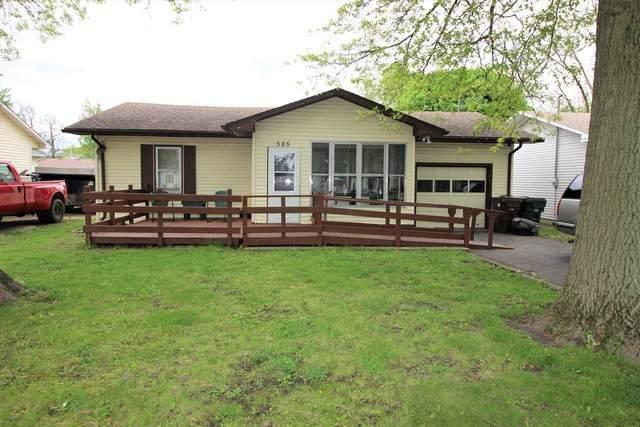 585 E 5th Avenue, Clifton, IL 60927 (MLS #10723599) :: Property Consultants Realty