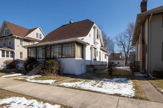 3421 Maple Avenue, Berwyn, IL 60402 (MLS #10723636) :: The Mattz Mega Group