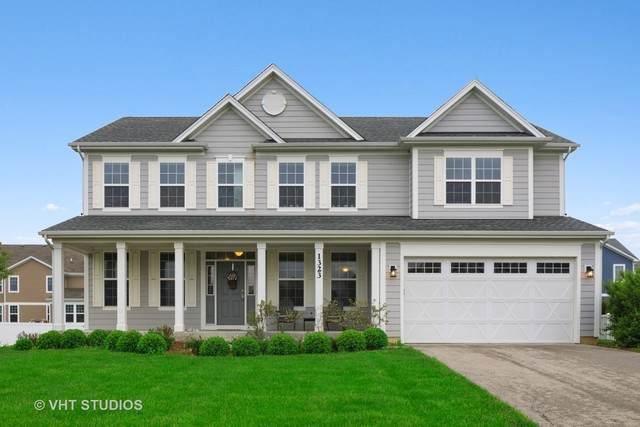 1323 Brushwood Court, Naperville, IL 60565 (MLS #10723653) :: The Dena Furlow Team - Keller Williams Realty