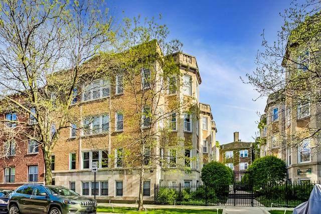 863 W Cornelia Avenue #3, Chicago, IL 60657 (MLS #10723667) :: John Lyons Real Estate