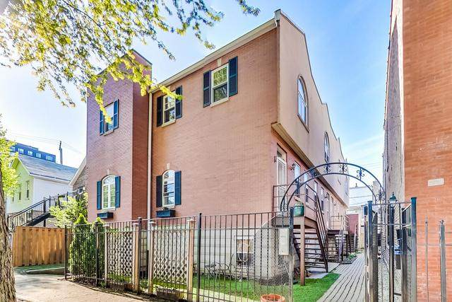 1733 W Crystal Street B, Chicago, IL 60622 (MLS #10723681) :: Property Consultants Realty