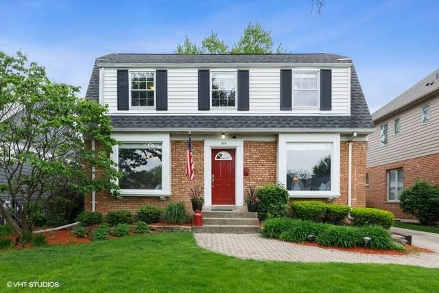 554 S Berkley Avenue, Elmhurst, IL 60126 (MLS #10723742) :: Property Consultants Realty