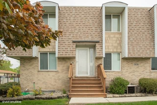 15136 Central Avenue D, Oak Forest, IL 60452 (MLS #10723763) :: Littlefield Group