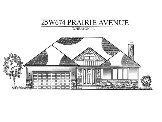 25W674 Prairie Avenue, Wheaton, IL 60187 (MLS #10723782) :: The Dena Furlow Team - Keller Williams Realty