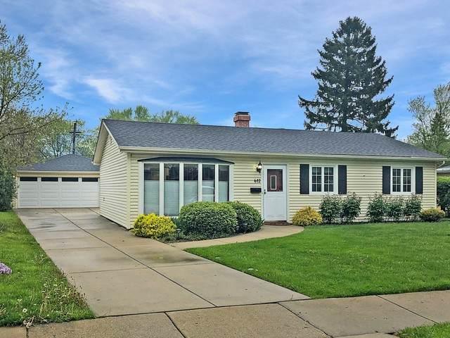 612 W Hammond Street, Mundelein, IL 60060 (MLS #10723790) :: Property Consultants Realty