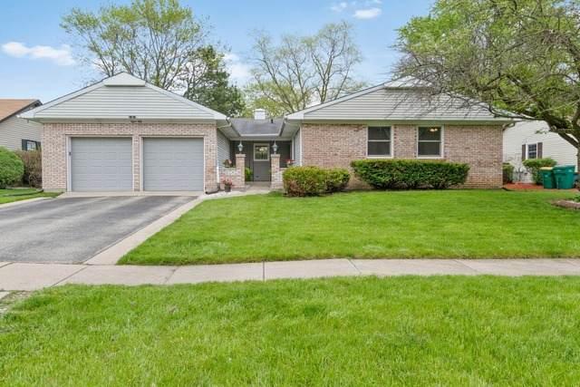 850 Aspen Drive, Buffalo Grove, IL 60089 (MLS #10723798) :: Suburban Life Realty