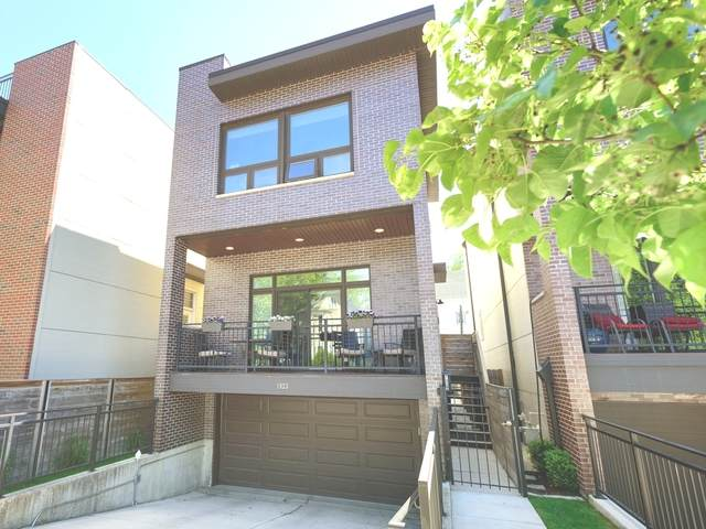 1923 N Rockwell Street, Chicago, IL 60647 (MLS #10723814) :: The Mattz Mega Group