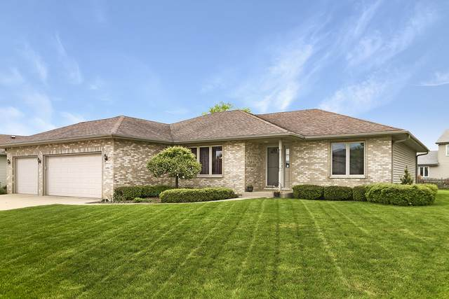 24884 Buttercup Lane, Manhattan, IL 60442 (MLS #10723818) :: The Wexler Group at Keller Williams Preferred Realty