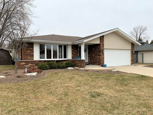 17230 Locust Avenue, Tinley Park, IL 60487 (MLS #10723830) :: The Wexler Group at Keller Williams Preferred Realty