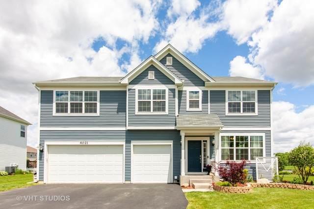 4021 Hunt Club Drive, Oswego, IL 60543 (MLS #10723868) :: O'Neil Property Group