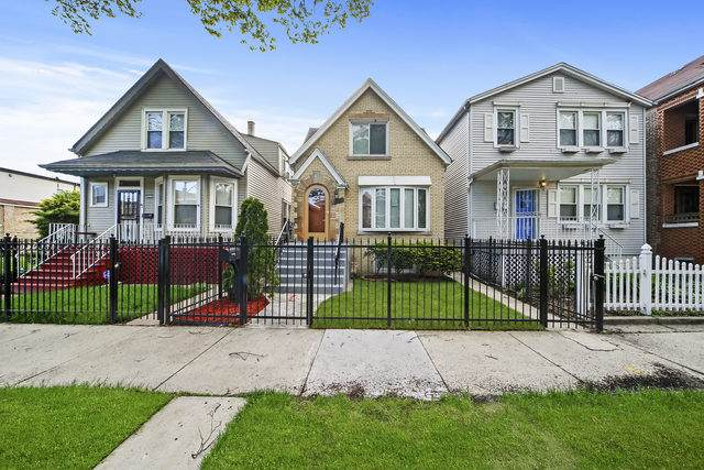 6825 S Rockwell Street, Chicago, IL 60629 (MLS #10723878) :: Littlefield Group