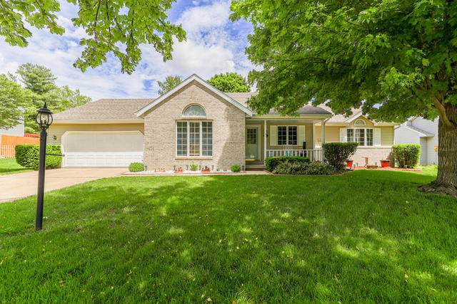 4102 Englewood Drive, Champaign, IL 61822 (MLS #10723879) :: Ryan Dallas Real Estate