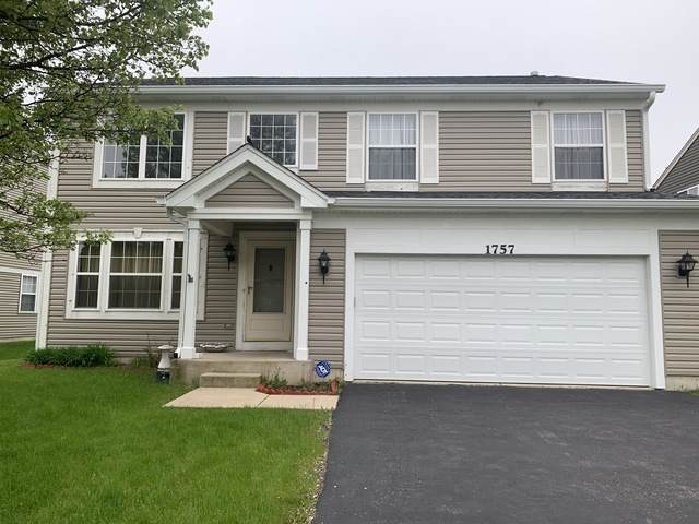 1757 Brookfield Court, Aurora, IL 60503 (MLS #10723884) :: Property Consultants Realty