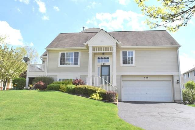 445 Cary Woods Circle #445, Cary, IL 60013 (MLS #10723910) :: Property Consultants Realty
