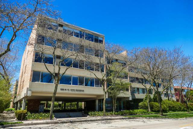 2022 St Johns Avenue #301, Highland Park, IL 60035 (MLS #10723913) :: Littlefield Group