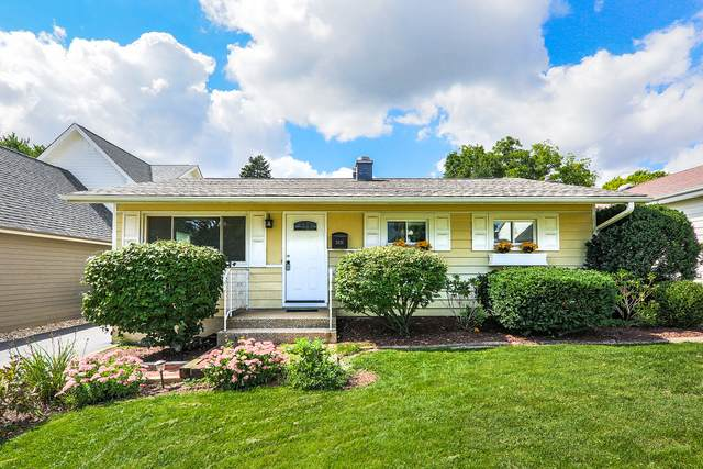 5428 Benton Avenue, Downers Grove, IL 60515 (MLS #10723921) :: John Lyons Real Estate