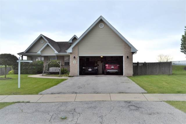 25852 S Hoover Court, Monee, IL 60449 (MLS #10723928) :: Jacqui Miller Homes