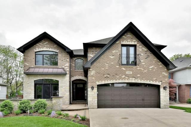 594 S Cambridge Avenue, Elmhurst, IL 60126 (MLS #10723982) :: Property Consultants Realty