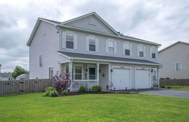 3038 Hoffman Street, Plano, IL 60545 (MLS #10724030) :: Angela Walker Homes Real Estate Group