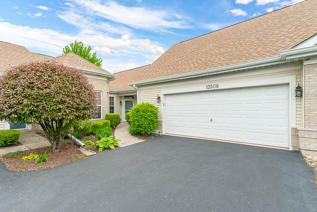 13508 S Butternut Court, Plainfield, IL 60544 (MLS #10724036) :: The Wexler Group at Keller Williams Preferred Realty