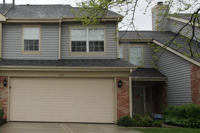 1481 Club Drive, Glendale Heights, IL 60139 (MLS #10724062) :: Littlefield Group