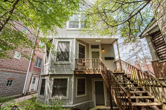 3920 N Greenview Avenue 2R, Chicago, IL 60613 (MLS #10724069) :: John Lyons Real Estate