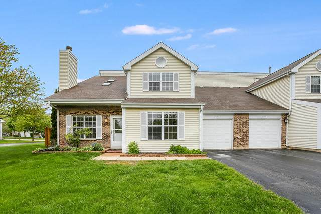 217 Cumberland Court, Gurnee, IL 60031 (MLS #10724071) :: Property Consultants Realty