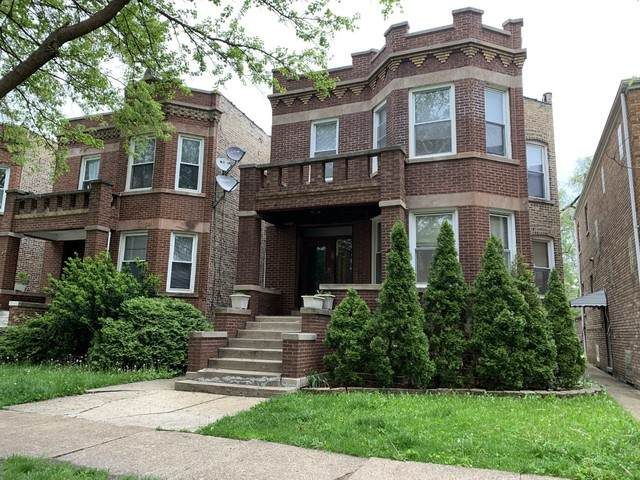 3127 N Harding Avenue, Chicago, IL 60618 (MLS #10724075) :: Property Consultants Realty