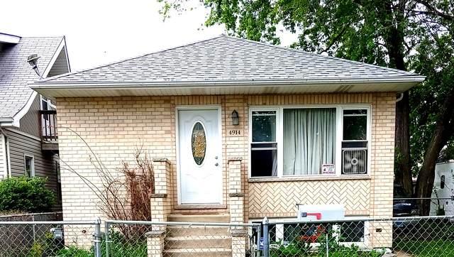4914 S Lorel Avenue, Chicago, IL 60638 (MLS #10724098) :: Littlefield Group
