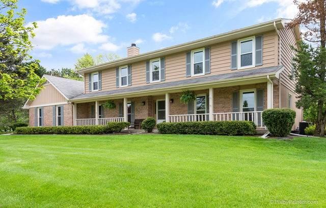 6419 Deerwood Drive, Crystal Lake, IL 60012 (MLS #10724099) :: John Lyons Real Estate