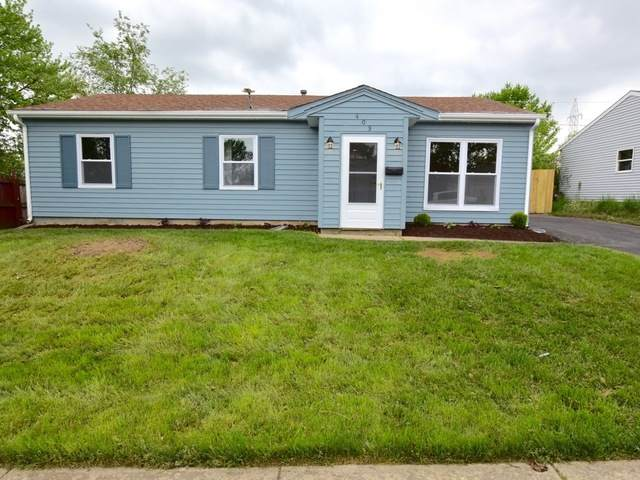 409 Tallman Avenue, Romeoville, IL 60446 (MLS #10724105) :: Angela Walker Homes Real Estate Group