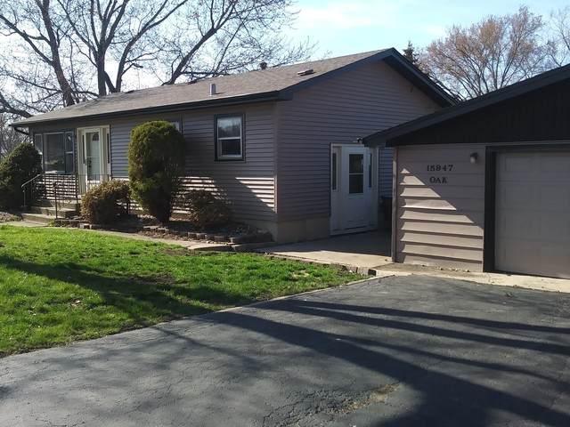 15947 Oak Avenue, Oak Forest, IL 60452 (MLS #10724123) :: Littlefield Group