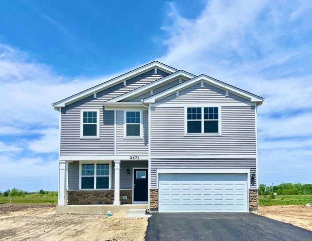 2471 Anna Maria Lane, Yorkville, IL 60560 (MLS #10724145) :: Angela Walker Homes Real Estate Group